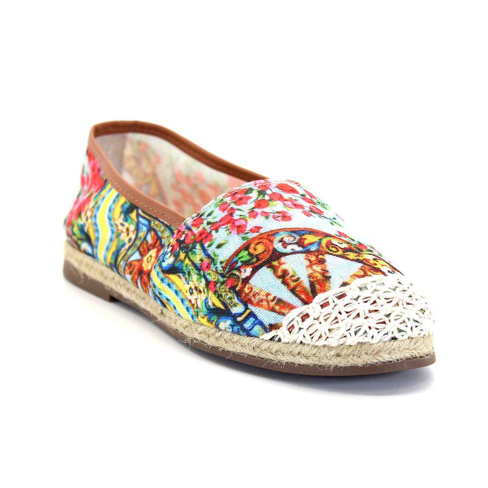 Alpargata-Royalz-Tecido-Estampado-Croche-Floral-Dolce