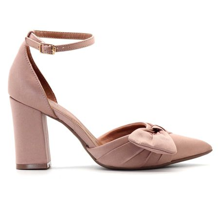 Scarpin-Royalz-Cetim-Salto-Quadrado-Laco-Nude-Rose