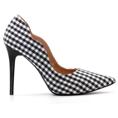 scarpin-curvas-tecido-xadrez-preto-salto-fino