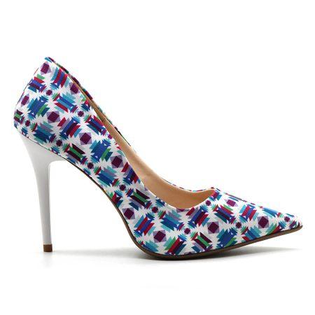 Scarpin-Royalz-Tecido-Penelope-Geometrico