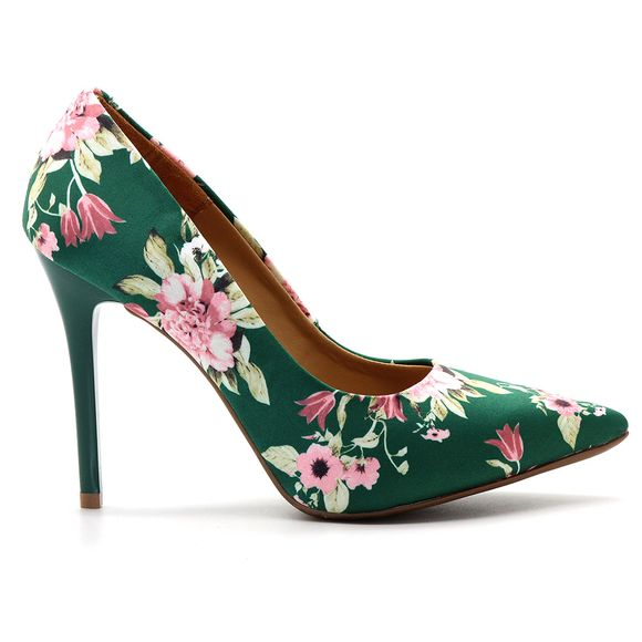 scarpin-royalz-tecido-floral-salto-alto-fino-cravo-verde