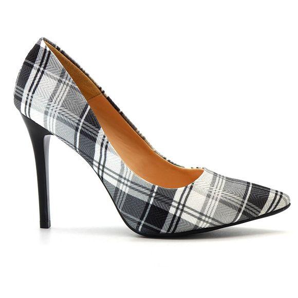scarpin-royalz-tecido-salto-alto-fino-madame-xadrez