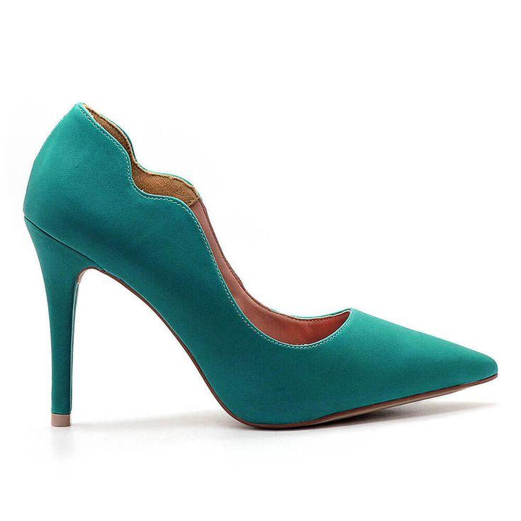 Scarpin-Royalz-Curvas-Liso-Salto-Alto-Fino-Azul-Turquesa