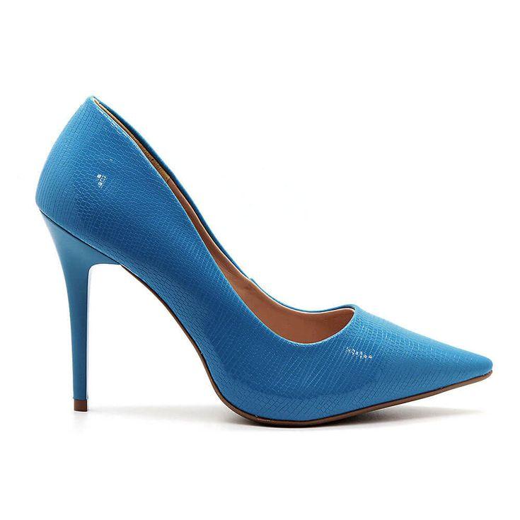 Scarpin-Royalz-Verniz-Salto-Alto-Fino-Penelope-Macau-Azul