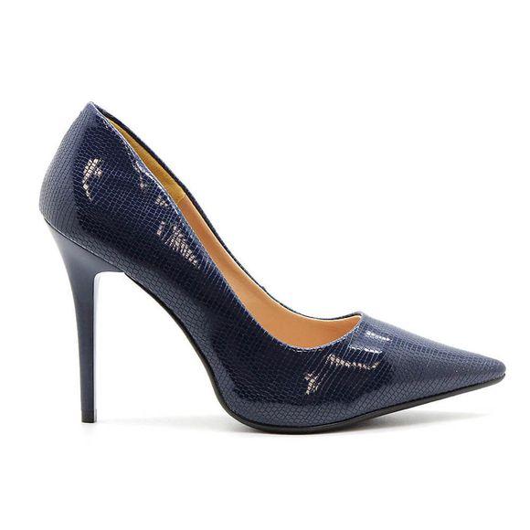 Scarpin-Royalz-Verniz-Salto-Alto-Fino-Penelope-Macau-Azul-Marinho