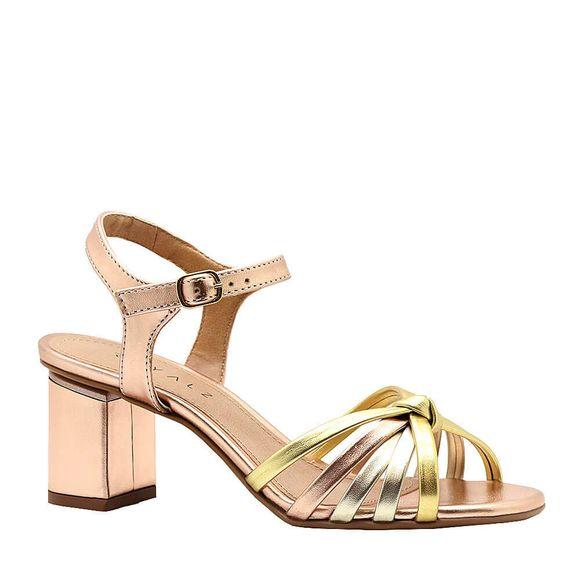 Sandalia-Royalz-Metalizada-Salto-Grosso-Cecilia-Dourada-Rose