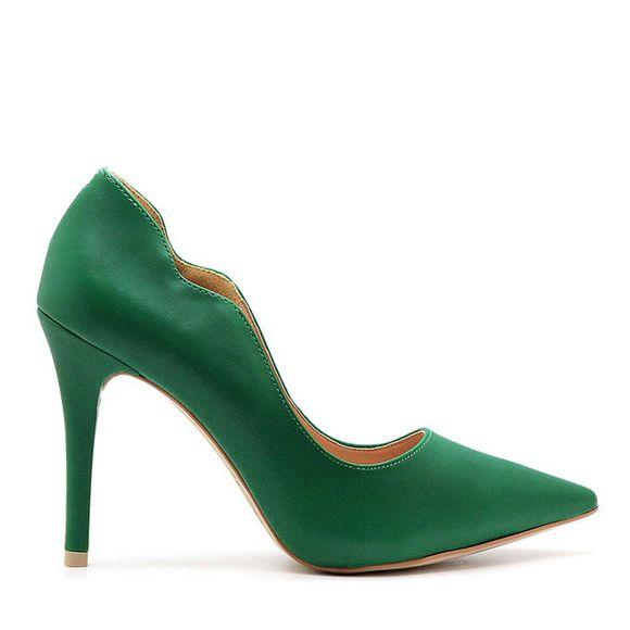 scarpin-royalz-curvas-liso-salto-alto-fino-verde-bandeira