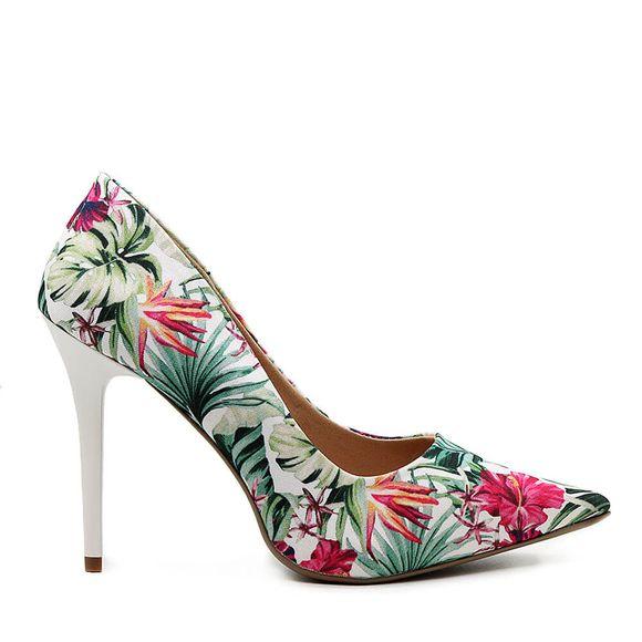 Scarpin-Royalz-Tecido-Salto-Alto-Fino-Penelope-Floral-Maui-Branco