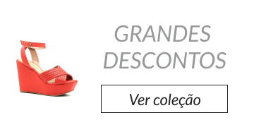 Grandes Descontos - Mobile