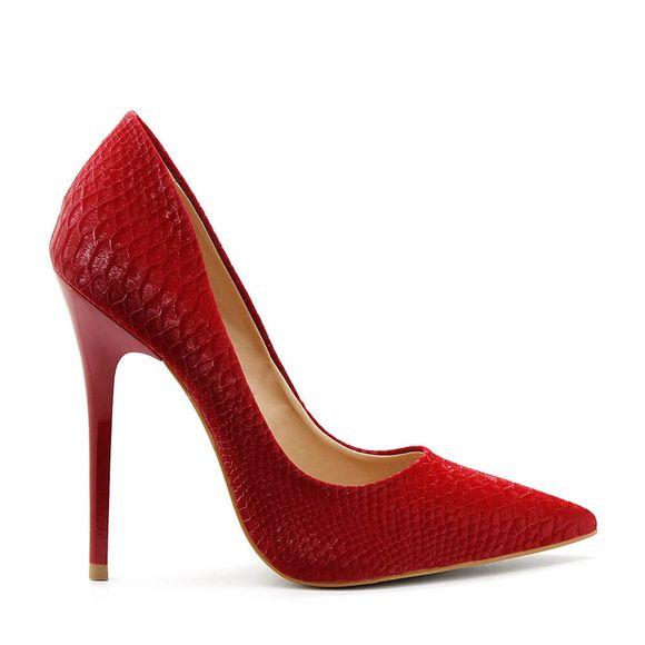 scarpin-royalz-cobra-anaconda-salto-alto-fino-celine-vermelho