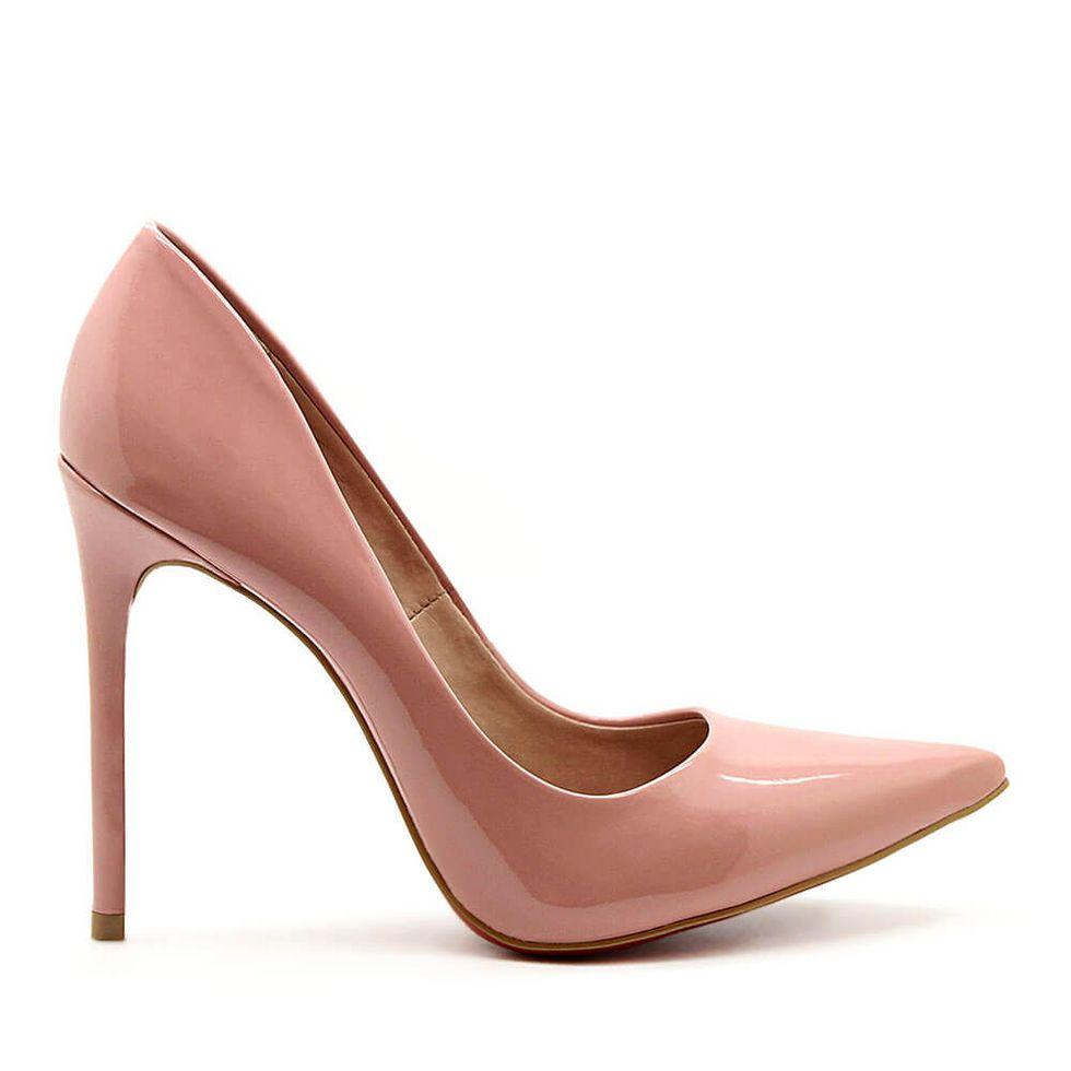 Scarpin-Royalz-Verniz-Sola-Vermelha-Salto-Alto-Fino-Celine-Nude-Rose