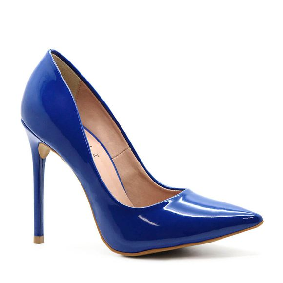 Scarpin-Royalz-Verniz-Salto-Alto-Fino-Celine-Azul